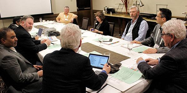 Comité du CCH au travail