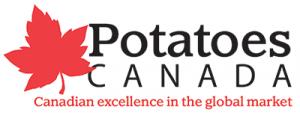 Potatoes Canada logo