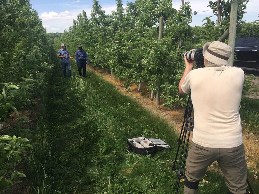 Shooting at Lingwood Farms